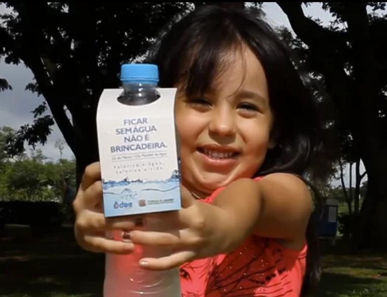 Ação Dia Mundial da Água