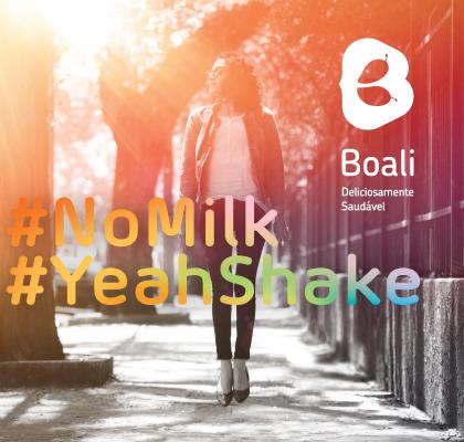 Boali : Lançamento Shakes Boali