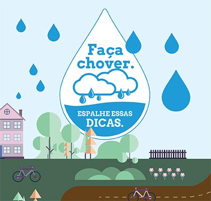 Faça Chover – Uso Racional