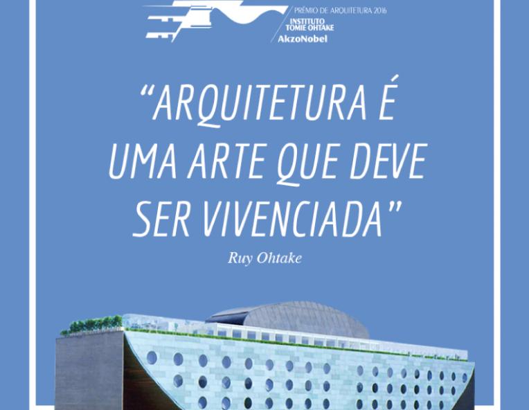 Prêmio de Arquitetura Tomie Ohtake