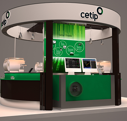 Stand CETIP