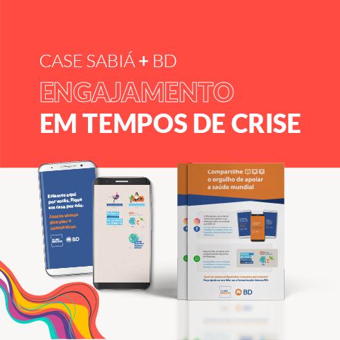 Sabiá + BD : Engajamento em tempos de crise