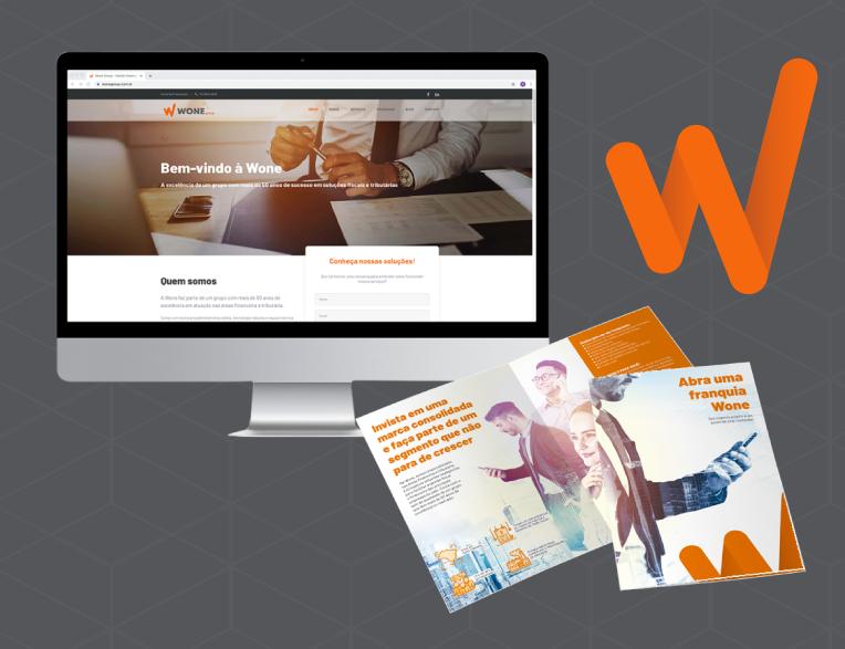 Sabiá + Wone : A construção de uma marca sólida e consistente