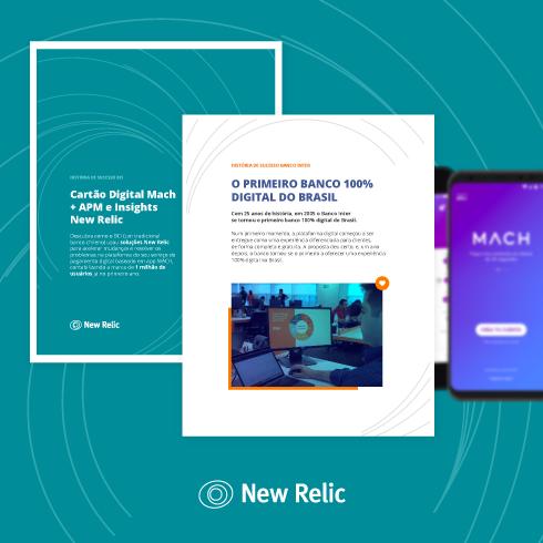 New Relic + Sabiá ::  Acelerando a adoção de soluções de tecnologia na América Latina