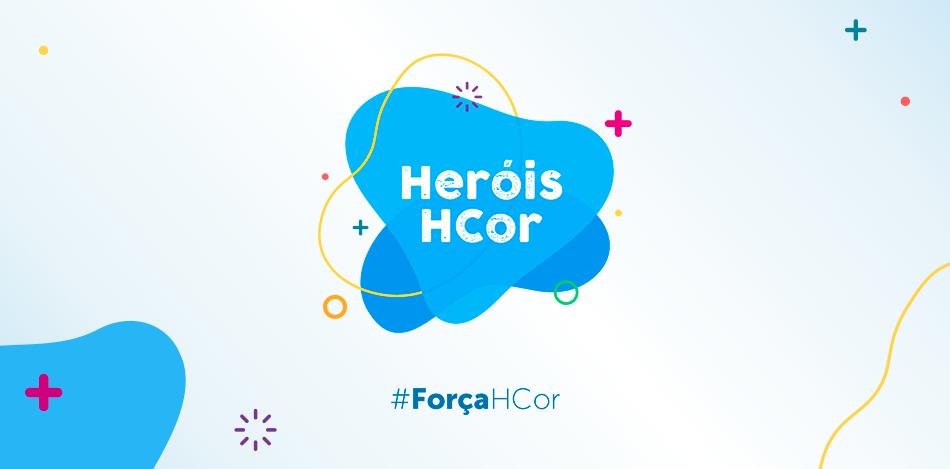 logotipo herois hcor