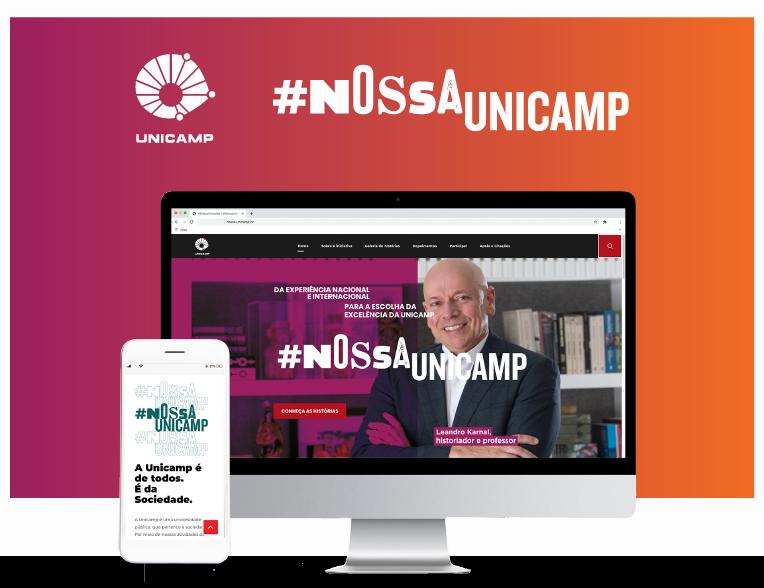 Sabiá + Unicamp :: A educação transforma vidas!