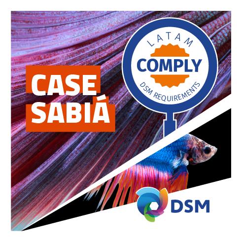 Sabiá + DSM ::  Gestão de Mudanças na cultura de compliance
