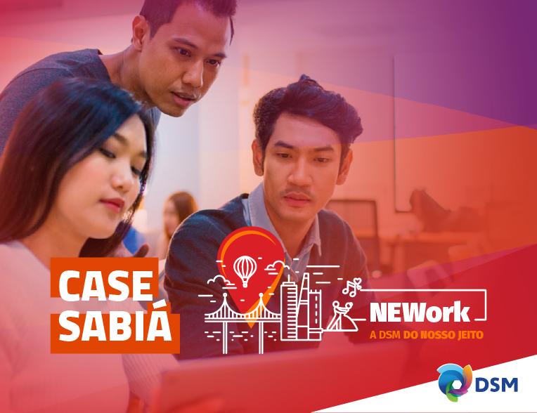Sabiá + DSM :: Construindo o futuro do trabalho